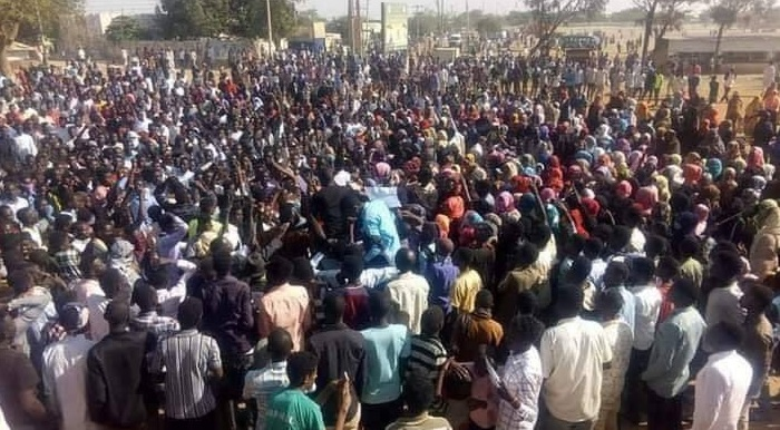 Sudan protests