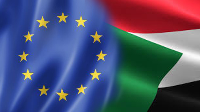 Sudan is ratified to export its products to Europe