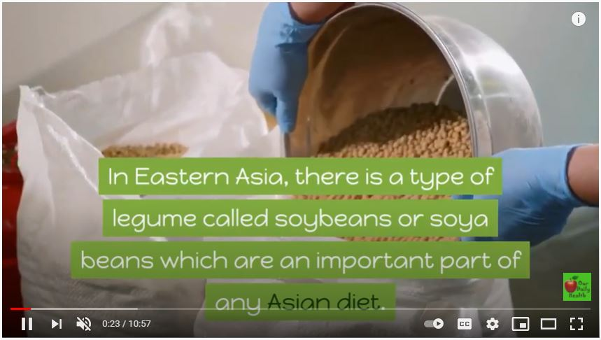 Soybean Benefits - Top 7 Amazing Health Benefits of Soybeans (Soya beans)